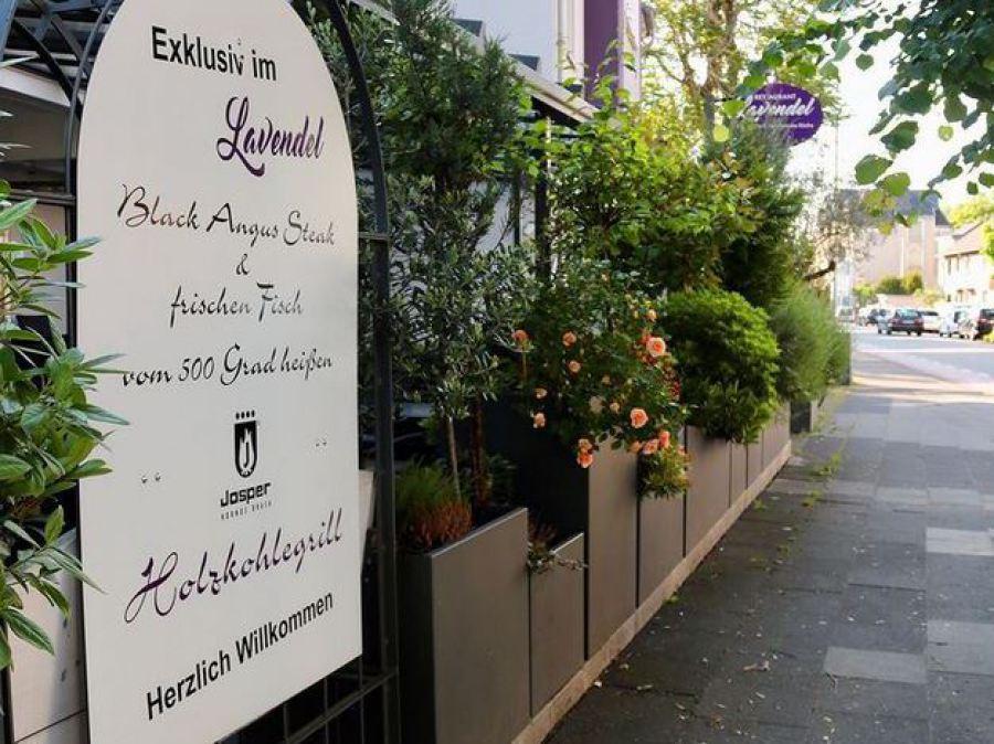 Restaurant Lavendel Brühl, Steakhouse, Pizza, Pasta, kroatische Küche, Spargel